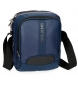Compar Pepe Jeans Bandolera Pepe Jeans Bromley Azul grande porta tablet -22x27x8cm-