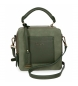 Bandolera Pepe Jeans Lorain Verde -20x20x10cm-