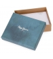 Comprar Pepe Jeans Pepe Jeans Burned horizontal wallet with removable Wallet Blue -11x8,5x1 cm-