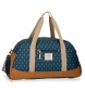 Bolsa de viaje Pepe Jeans Carola Azul -30x55x22 cm-