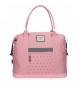 Compar Pepe Jeans Travel bag Pepe Jeans Molly pink -43x34x15cm