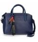 Compar Pepe Jeans Bowling bag Pepe Jeans Ann Blue -29x19x15cm