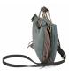 Comprar Pepe Jeans Pepe Jeans Fringe handbag with blue shoulder strap -25x17cm