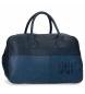 Compar Pepe Jeans Travel bag 50 cm Pepe Jeans Max blue -50x32x19cm