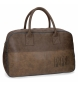 Compar Pepe Jeans Travel bag 50 cm Pepe Jeans Max brown -50x32x19cm