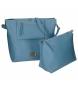 Comprar Pepe Jeans Bolso shopper Pepe Jeans Angelica Azul -34x35x17cm-