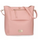 Comprar Pepe Jeans Bolso shopper Pepe Jeans Angelica Rosa -34x35x17cm-