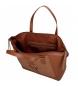 Comprar Pepe Jeans Shopper Daphne bag brown -42x31x12cm