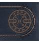 Comprar Pepe Jeans Portefeuille Pepe Jeans Brûlé vertical avec sac à main Bleu -8,5x11,5x 1cm-