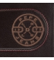 Comprar Pepe Jeans Carteira Pepe Jeans Queimada na vertical com bolsa Marrom -8,5x11,5x 1cm-