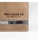 Comprar Pepe Jeans Carteira Pepe Jeans Vertical Delta Marrom -8,5x10,5x1 cm-