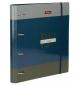Cuaderno con anillas Pepe Jeans Trade -26x33x5cm-