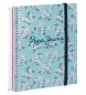 Cuaderno Pepe Jeans Denise A5 -10,7x14,5cm-