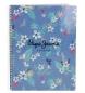 Cuaderno Pepe Jeans Mireia -21,5x29cm-