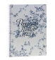 Cuaderno Pepe Jeans Shala -21,5x29cm-
