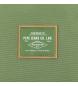 Comprar Pepe Jeans Caso Pepe Jeans Cross Green Kaki a tre scomparti -12x22x5cm-