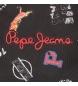Comprar Pepe Jeans Estuche Pepe Jeans Jill tres compartimentos -12x22x5cm-
