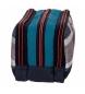 Comprar Pepe Jeans Custodia tripla con cerniera Pepe Jeans Ian -22x10x9cm
