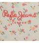 Comprar Pepe Jeans Estuche triple cremallera Pepe Jeans Joseline -22x10x9cm-