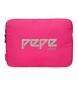 Compar Pepe Jeans Funda para Tablet Pepe Jeans Uma fucsia -30x22x2cm-