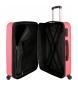 Comprar Pepe Jeans Juego de 3 maletas rígidas 37L / 80L / 125L Peje Jeans Edison Rosa -55 x 40 x 20 / 69 x 49 x 28 / 79 x 56 x 33 cm-