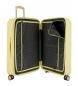 Comprar Pepe Jeans Juego de maletas Pepe Jeans Glasgow Amarillo rígidas -40x55x20cm / 48x70x28cm-