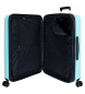 Comprar Pepe Jeans Set of suitcases Pepe Jeans Taking off rigid 38,4L and 81L turquoise -55x40x20cm/70x48x28cm