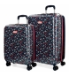 Juego de maletas rígidas 55-69 cm Pepe Jeans Jareth -55x40x20cm / 69x48x28cm-