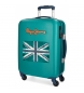 Compar Pepe Jeans Cabin Suitcase Pepe Jeans Bristol with Green Flag -38x55x20cm-