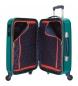 Comprar Pepe Jeans Maleta de Cabina Pepe Jeans Bristol con Bandera Verde  -38x55x20cm-
