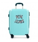 Maleta de cabina Pepe Jeans Emory rígida 37L dots -40x55x20cm-
