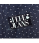 Comprar Pepe Jeans Maleta de cabina Pepe Jeans Olaia azul rígida -37x55x20cm-