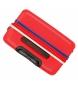 Comprar Pepe Jeans Grande valise 125L Red Edison Jeans Essieu -79x56x33 cm
