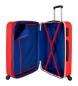 Comprar Pepe Jeans Valigia media 80L Peje Jeans Edison Rosso -69x49x28 cm-