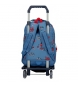 Comprar Pepe Jeans Backpack with trolley Pepe Jeans Pam -30x40x13cm