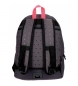 Comprar Pepe Jeans Backpack 42 cm adaptable to trolley Pepe Jeans Molly grey -31x42x17,5cm