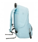 Comprar Pepe Jeans Adaptable backpack Pepe Jeans Uma sky blue -31x42x17,5cm
