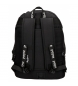 Comprar Pepe Jeans Adaptable backpack Pepe Jeans Uma black -31x42x17,5cm
