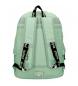 Comprar Pepe Jeans Mochila adaptável mochila Pepe Jeans Uma verde -31x42x42x17,5cm