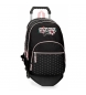 Comprar Pepe Jeans Backpack Double Zipper with Trolley Pepe Jeans Armade -32x45x15cm