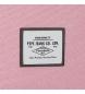 Comprar Pepe Jeans Mochila 44 cm doble cremallera Pepe Jeans Molly rosa -30,5x44x15cm-