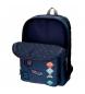 Comprar Pepe Jeans Backpack 44 cm double zipper Pepe Jeans Paul -30x44x15cm