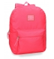 Mochila adaptable a carro Pepe Jeans Cross Fucsia -44x32x15cm-