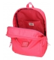 Comprar Pepe Jeans Sac à dos adaptable sur trolley Pepe Jeans Cross double compartiment 44cm Fuchsia -44x30,5x15cm