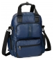 Mochila casual Pepe Jeans Bromley Azul 13,3