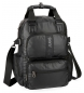 Compar Pepe Jeans Pepe Jeans Black Bromley casual backpack 13.3