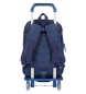 Comprar Pepe Jeans Mochila com carrinho Pepe Jeans Cross duplo compartimento Azul -44x30,5x15cm-