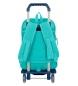 Comprar Pepe Jeans Mochila con carro Pepe Jeans Cross doble compartimento Verde -44x30,5x15cm-
