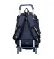 Comprar Pepe Jeans Mochila com carrinho Pepe Jeans Osset azul -31x42x42x17,5cm