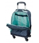 Comprar Pepe Jeans Backpack with wheels Pepe Jeans Olaia blue 4R -44x33x21cm-